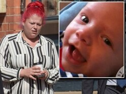 Kayden Walker's mother jailed for 'allowing death' of baby son