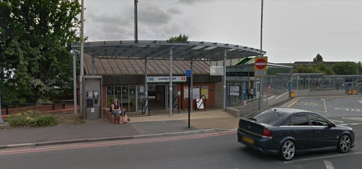 Cradley Heath railway station. Photo: Google Maps