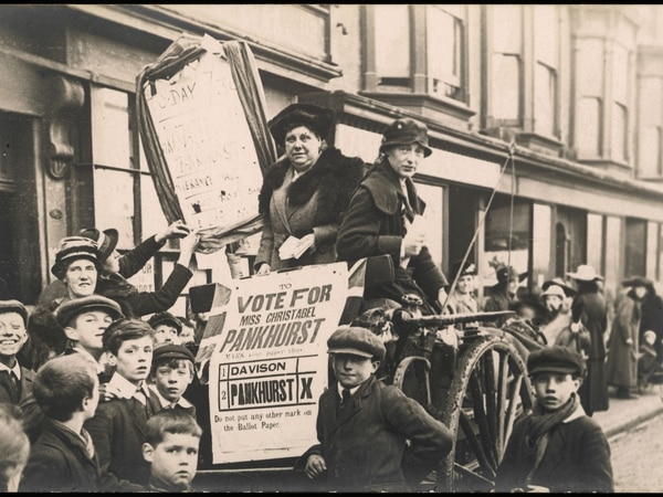 The landmark election of 1918 that helped shape the future