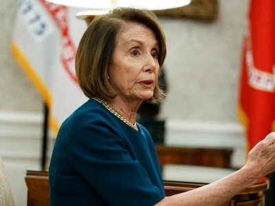 Nancy Pelosi set to become House speaker after deal with party rebels