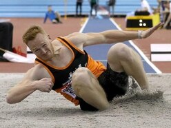 Greg Rutherford targets World Indoors after making winning return in Birmingham