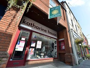 Katharine House Hospice's Stone High Street store is one set to close