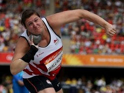 Stourbridge shot putter Rachel Wallader 'positive' ahead of Commonwealth Games final