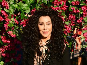 Cher attending the premiere of Mamma Mia! Here We Go Again (Ian West/PA)