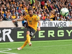 Wolves' Joao Moutinho loving his Premier League life