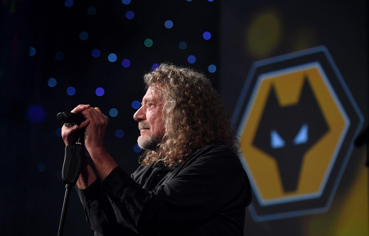 Devoted Wolves fan Robert Plant (AMA)