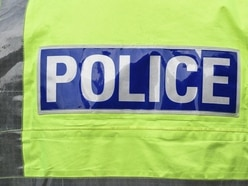Youths lighting fires in Uttoxeter town centre