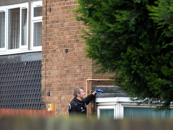 Man arrested after police stand off in West Bromwich