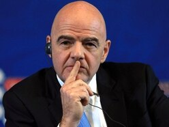 Infantino favours 'daylight' offside law