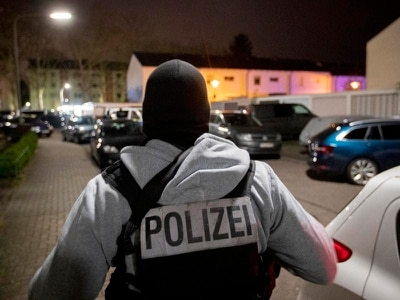 Suspect in Hanau shootings found dead at home