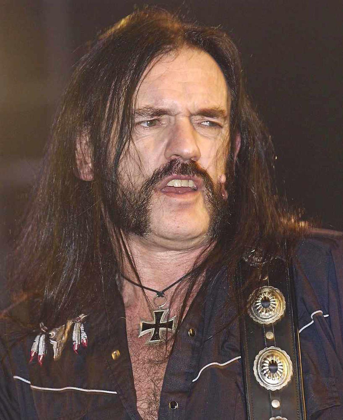 Lemmy from Motorhead, who used Trisha's