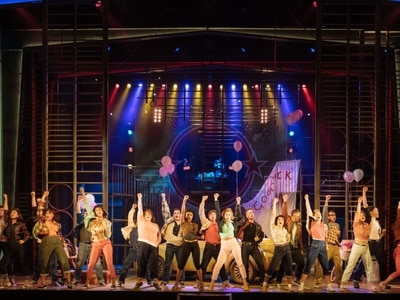 Grease is the word as hit show comes to Birmingham Hippodrome - review with pictures