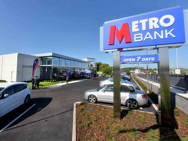 The Metro Bank at Brierley Hill