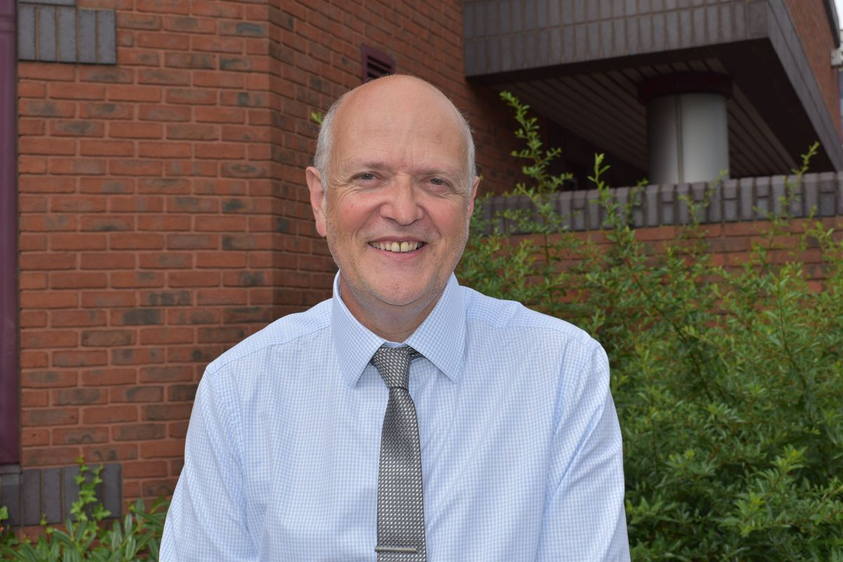 Sandwell Council chief executive David Stevens