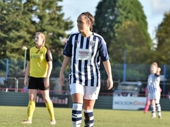 Albion women's striker Jade Arber discharged from hospital after back injury