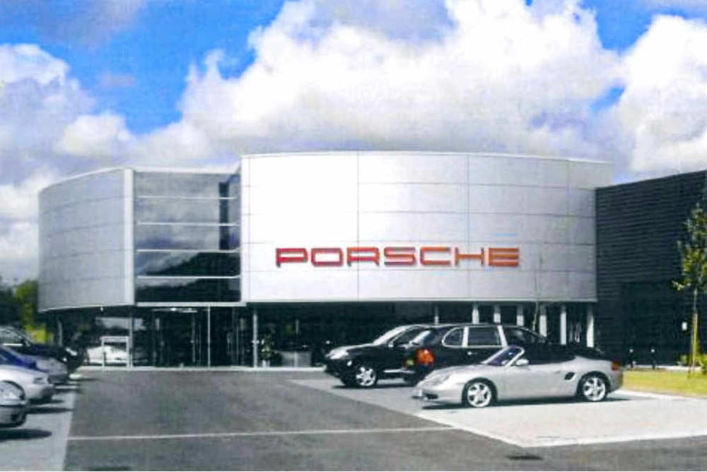 Porsche Could Race Into New Wolverhampton Showroom Express Amp Star