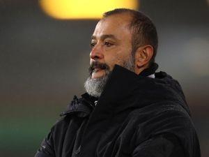 Nuno Espirito Santo the head coach / manager of Wolverhampton Wanderers. (AMA)