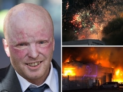 Owner guilty of manslaughter over Stafford fireworks factory blaze