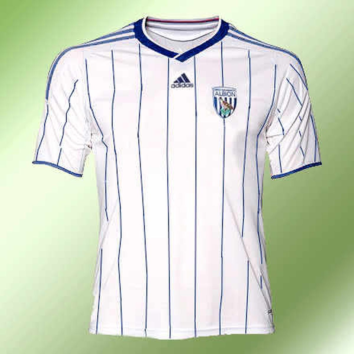 An artist's impression of what the new Albion kit might look like