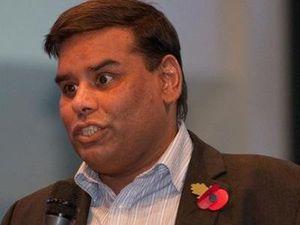 Perry Barr MP Khalid Mahmood