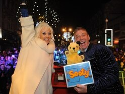 GALLERY: Festive fun as crowds celebrate Christmas lights switch on