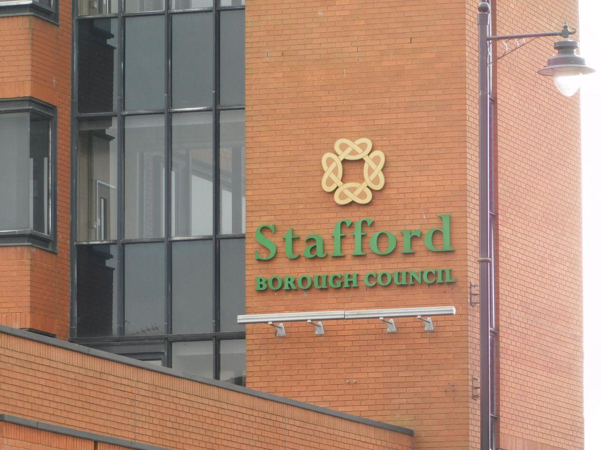 Stafford Borough Council's Civic Centre at Riverside Stafford