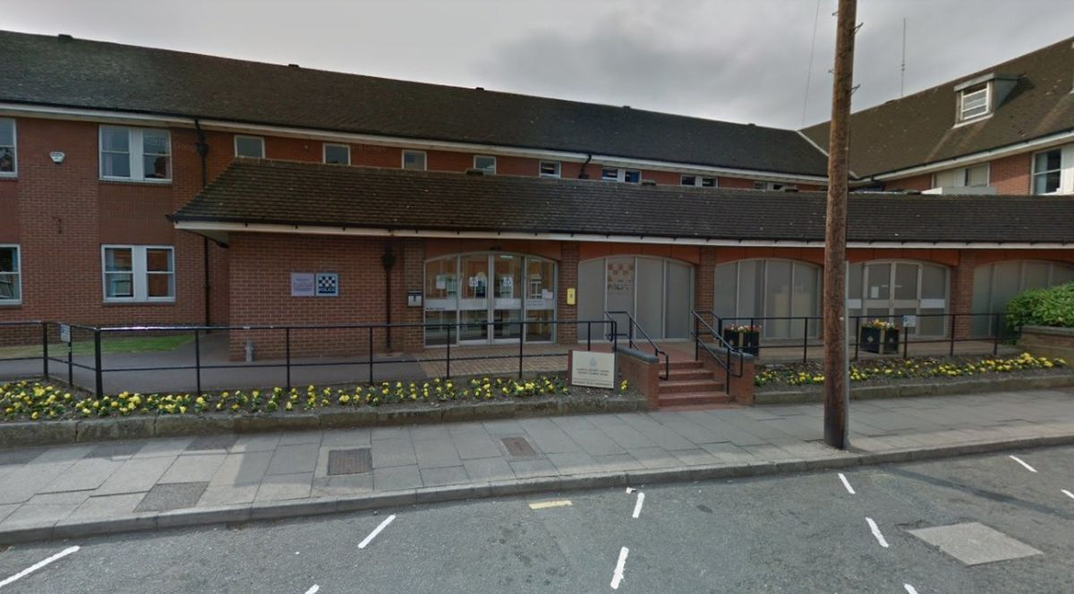 A Google Street View image of Lichfield District Council House