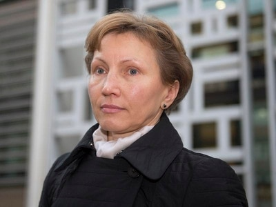 Litvinenko widow's concerns over prospect of Russian becoming Interpol president
