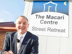 Sky Sports' Johnny Phillips: Lou Macari went from lifting the Cup to helping the homeless