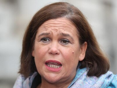Sinn Fein calls for unity referendum if UK crashes out of EU