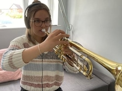 WATCH: Virus 'Can't Stop the Beat' for young musicians