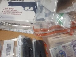 Fake gun, thousands of pounds and 'evidence of drug dealing' seized in Bridgnorth raid