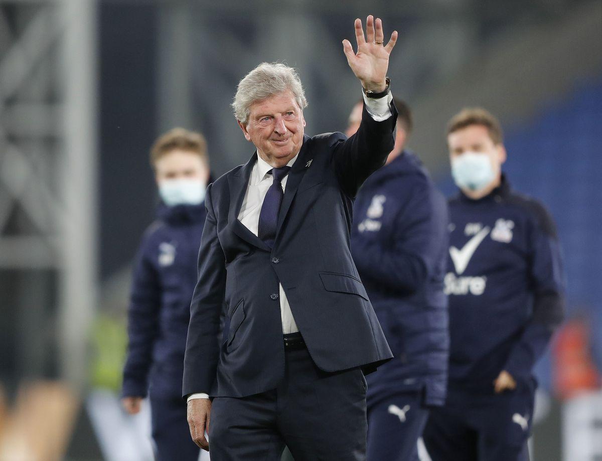 Crystal Palace manager Roy Hodgson