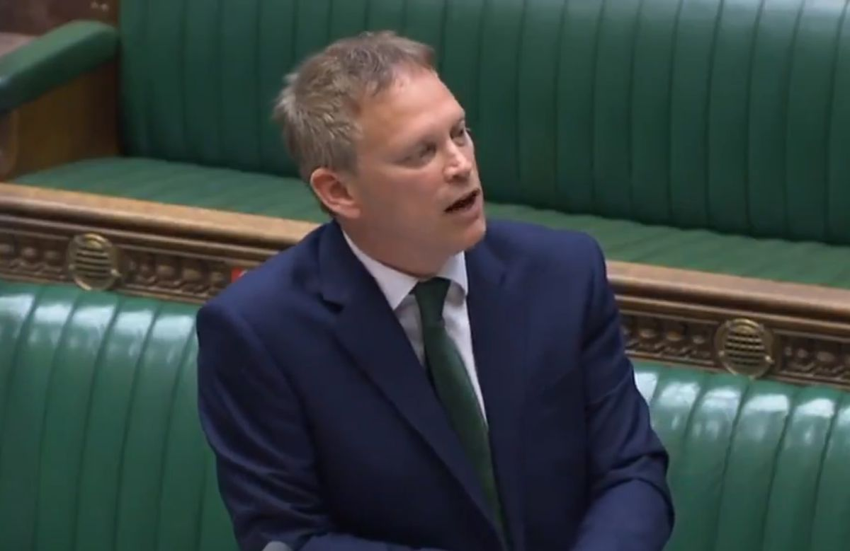 Transport Secretary Grant Shapps aims to simplify foreign travel with the new rules
