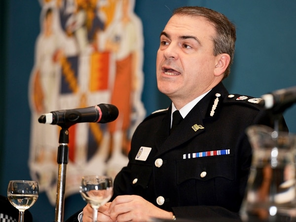 West Midlands Police chief constable: Inspection grade completely down to call backlog