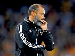 Wolves boss Nuno: We only look forwards