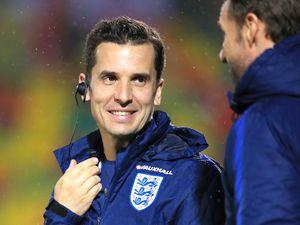 England Lead Physiotherapist Steve Kemp.