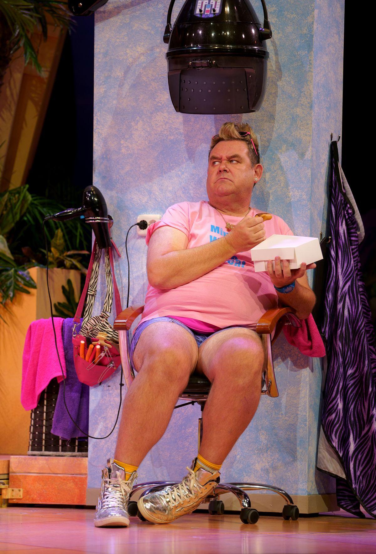 Tony Maudsley 'Kenneth'. Photo Paul Coltas