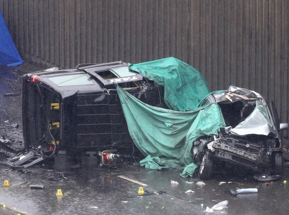 'Very Difficult and Upsetting': 6 Dead in Horrific Car Crash in UK
