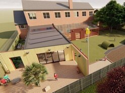 New performance area for nursery school in Wolverhampton approved