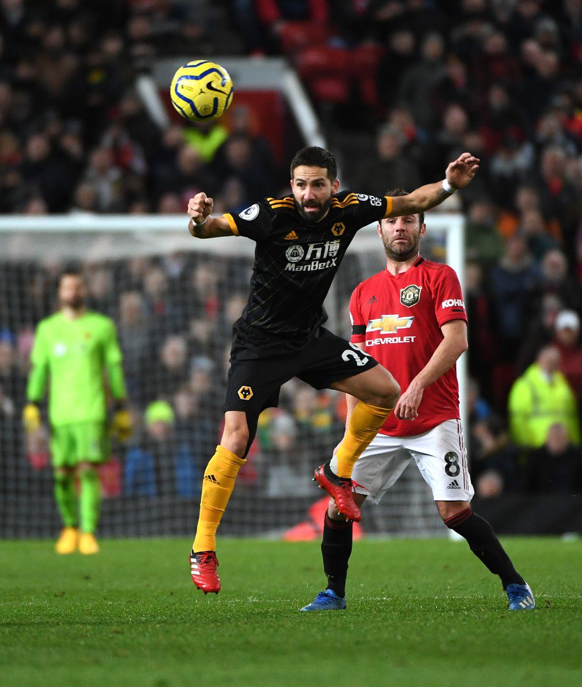 Man Utd v Wolves action (AMA)