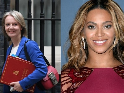 An MP quoted Destiny's Child in a speech and Twitter doesn't know what to think