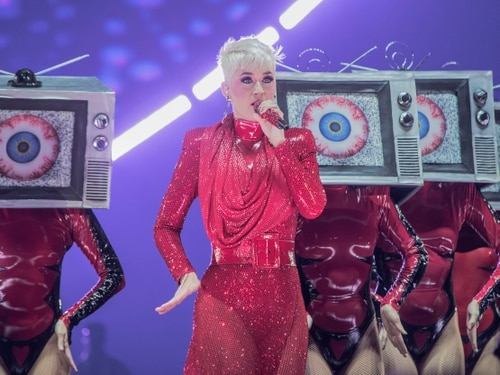 Katy Perry, Arena Birmingham - review and pictures