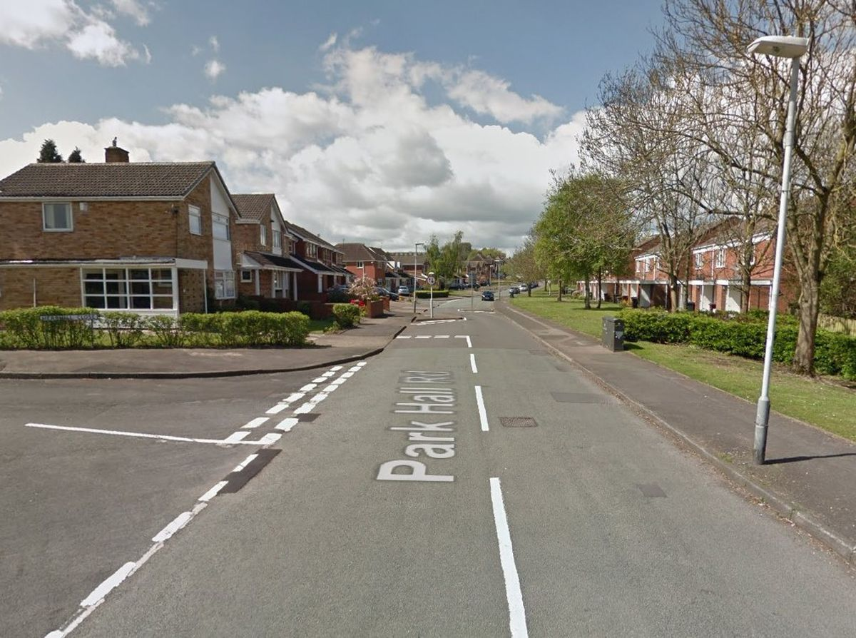 The road has been closed in both directions while repairs continue (Image by Google Street Map)