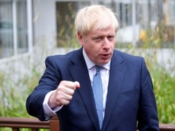 Boris Johnson promises northern rail link after saying HS2 will cost £100bn+