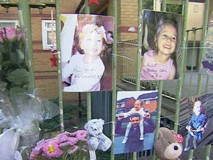 Kaylee-Jayde Priest was aged three when she died. Photo: BBC