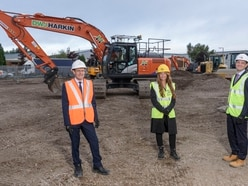 £3.6m investment in derelict Rowley Regis site