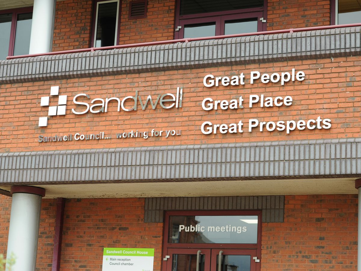 The new chief executive will earn £185,000 to be in charge of Sandwell Council