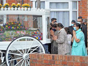 Hari Krishan Bhanot and wife Tripta Bhanot, of Sheridan Street, Walsall passed away within 21 days of one another