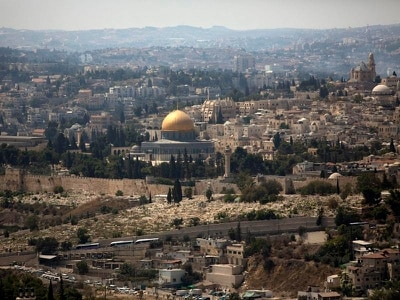 Israel's plans for Jerusalem cable car anger architects and Palestinians